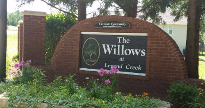 Willows at Legend Creek Homeowners